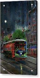 Street Car 905 Acrylic Print