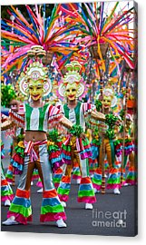 Street Dance 3 Acrylic Print