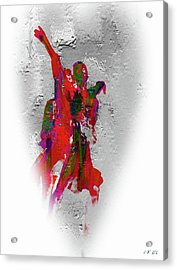 Street Dance 8 Acrylic Print