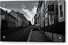 Street In Toyen Acrylic Print