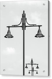 Street Lights Acrylic Print