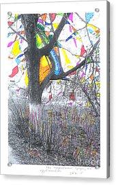 Street. 25 May, 2015 Acrylic Print