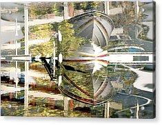 Stresa Acrylic Print by Mary Mansey