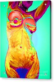 Stretch Acrylic Print by Everett White