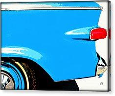 Studebaker 3 Acrylic Print by Elizabeth Budd