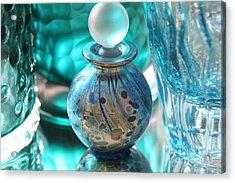 Studies In Glass...murano Acrylic Print