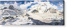 Stunning Nepal - Ebc Acrylic Print