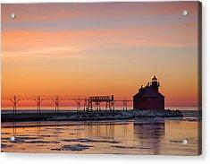 Sturgeon Bay 1 Acrylic Print