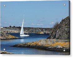 Styrso, Sweden Acrylic Print