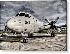 Submarine Hunter Acrylic Print
