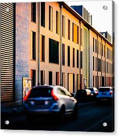 Suburbs Acrylic Print
