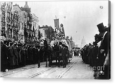 Suffrage Parade, 1913 Acrylic Print by Granger