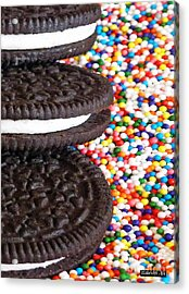 Sugar Rush Acrylic Print by Methune Hively