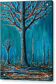Sugar Tree Acrylic Print