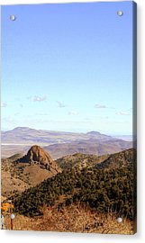 Acrylic Print featuring the photograph Sugarloaf Mountain by Lynn Bawden