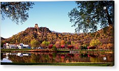 Sugarloaf Reflection Acrylic Print