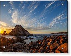 Sugarloaf Rock  Acrylic Print