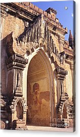 Sulamani Temple Acrylic Print by Gloria & Richard Maschmeyer - Printscapes
