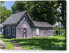 Sullender's Store Acrylic Print by Kathy McClure