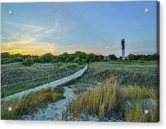 Sullivan's Island Evening Acrylic Print