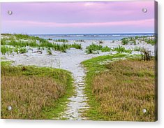 Sullivan's Island Natural Beauty Acrylic Print