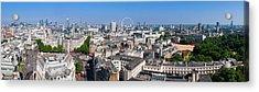 Sumer Panorama Of London Acrylic Print