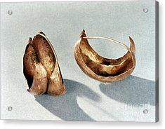 Sumerian Jewelry Acrylic Print by Granger
