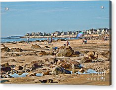 Summer Afternoon Acrylic Print by Edward Sobuta