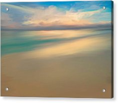 Summer Beach Day  Acrylic Print