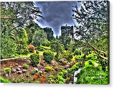Summer Blarney Garden Acrylic Print