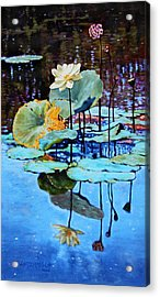 Summer Calm Acrylic Print