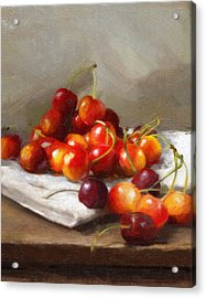 Summer Cherries Acrylic Print