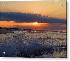 Summer Dawn I I Acrylic Print