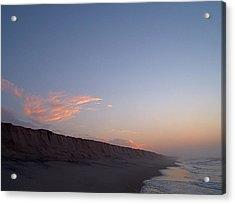 Summer Dawn Acrylic Print