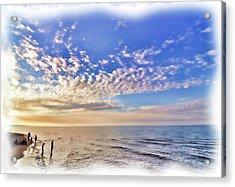 Acrylic Print featuring the photograph Summer Daydream by John Hansen