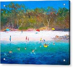 Summer Days Blue Skies Acrylic Print