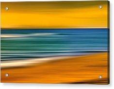 Summer Dayz Acrylic Print by Az Jackson