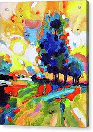Summer Daze Acrylic Print