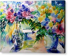 Summer Delight Acrylic Print