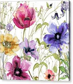 Summer Diary I Acrylic Print