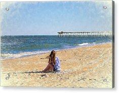 Summer Dream Acrylic Print