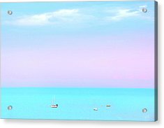 Summer Dreams Acrylic Print