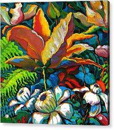 Summer Florals Acrylic Print