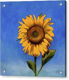 Acrylic Print featuring the painting Summer Fun by Billie Colson