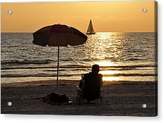 Summer Get Away Acrylic Print by David Lee Thompson