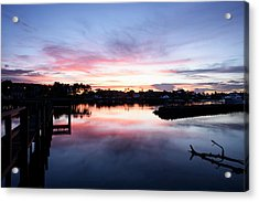 Acrylic Print featuring the photograph Summer House by Laura Fasulo