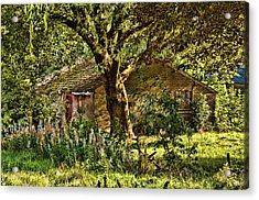Summer In Holland-2 Acrylic Print