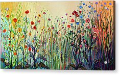 Summer Joy Acrylic Print