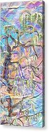 Summer Acrylic Print by Kimberly Simon