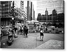 Acrylic Print featuring the photograph Summer Life by John Rizzuto